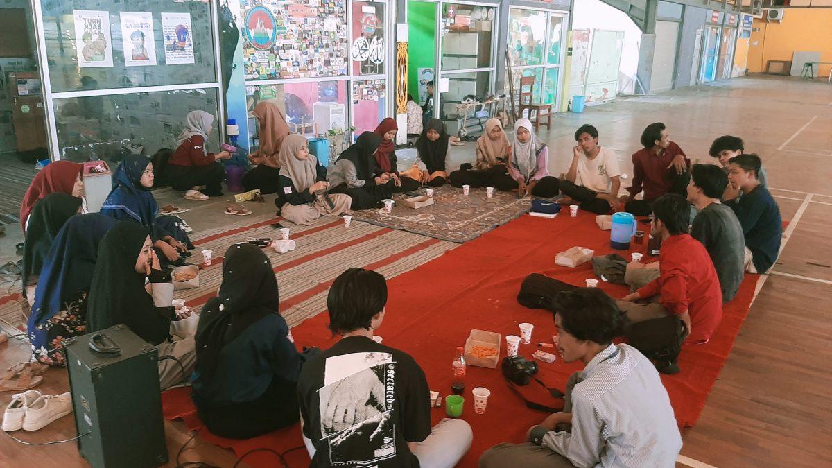 """Rajut Kebersamaan dalam """"Meriung Bersama"""" PPMI DK Kediri"""